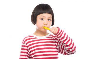 子供 ブラッシング 歯磨き メンテンス